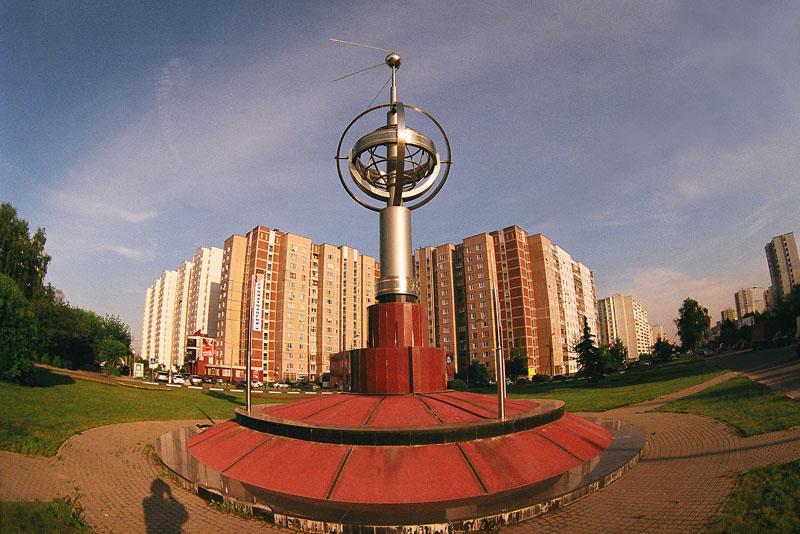 """фото """"Город Королёв (Подмосковье)"""" метки: пейзаж,"""