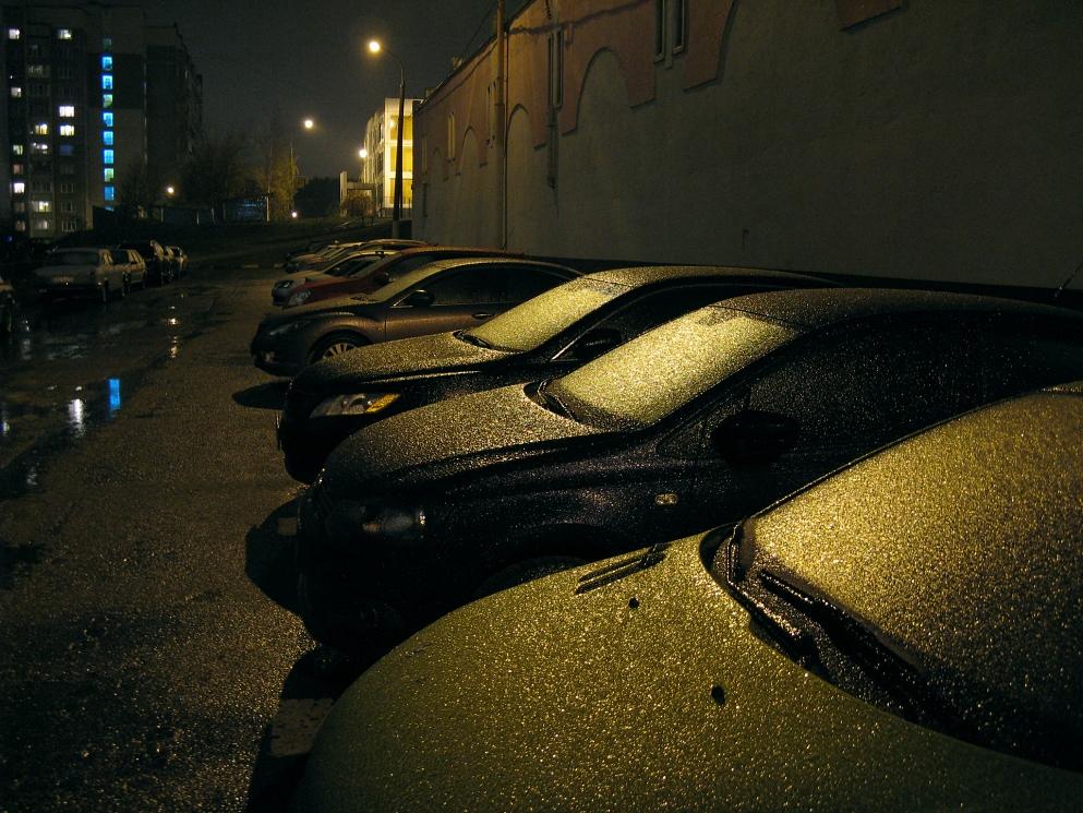 """фото """"Город во льду"""" метки: пейзаж, город, репортаж,"""