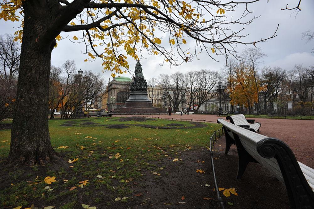 """photo """"***"""" tags: landscape, city, St. Petersburg, autumn"""