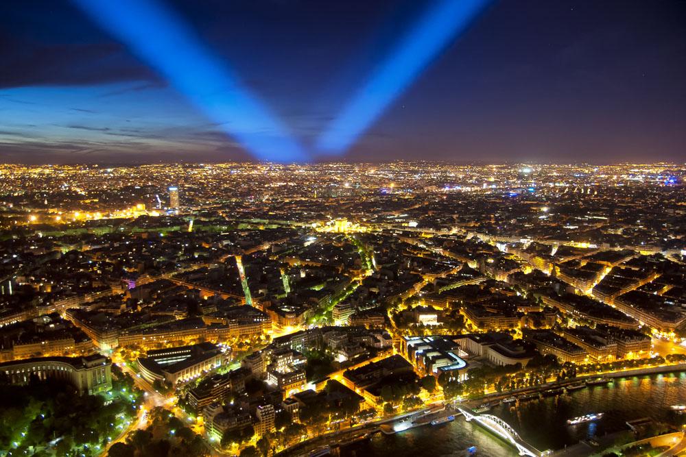 """фото """"Вид на Париж"""" метки: архитектура, город,"""