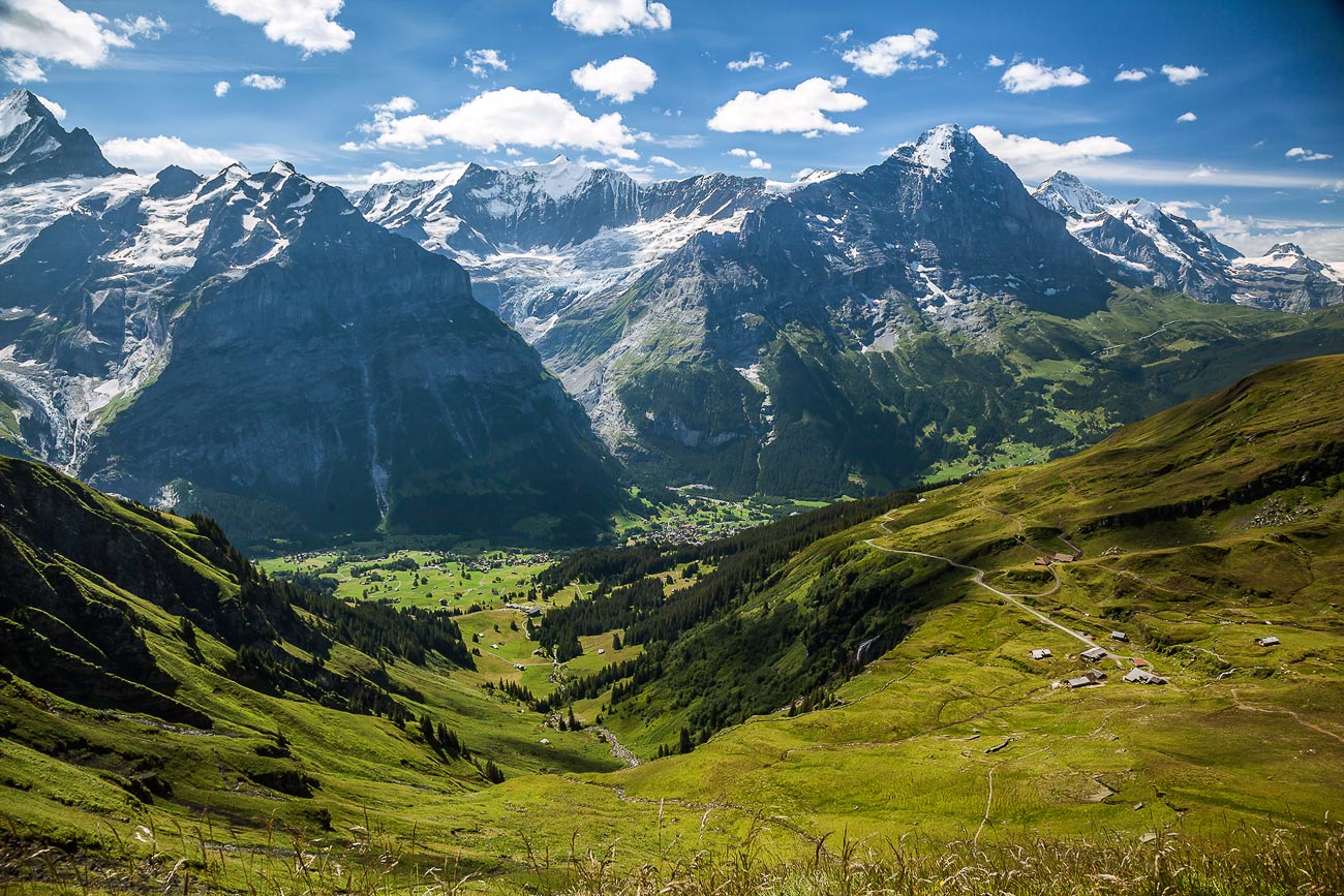 "photo ""***"" tags: landscape, travel, Europe, clouds, mountains, summer"