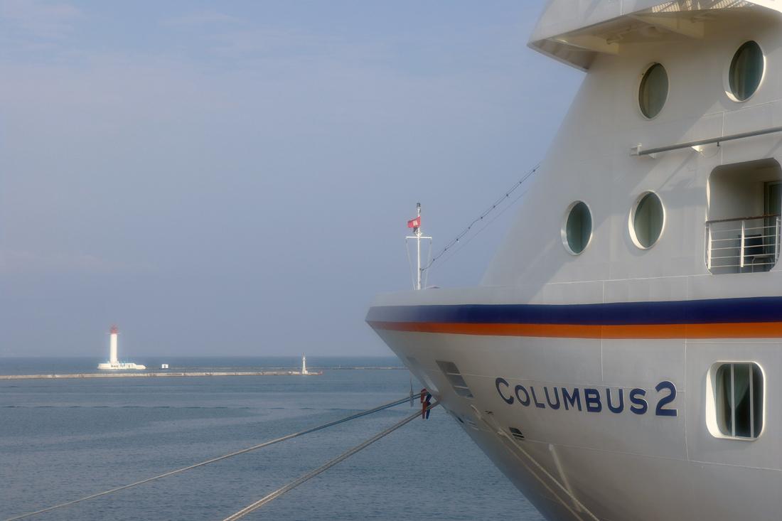 """фото """"Columbus 2"""" метки: путешествия, техника,"""