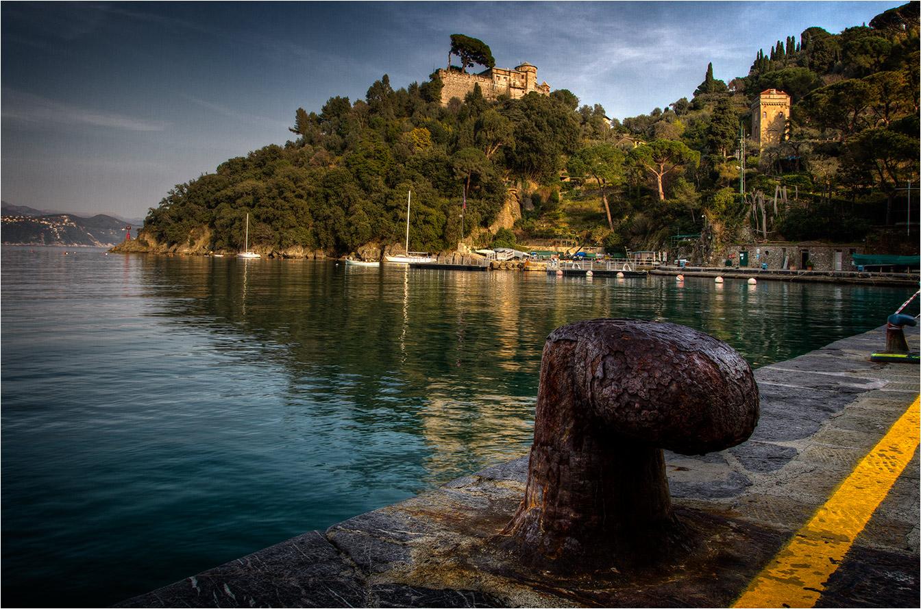 "фото ""Portofino tre"" метки: пейзаж, путешествия,"