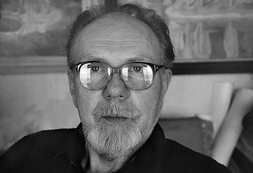 """фото """"В.Борисов, художник. 2009г."""" метки: портрет,"""