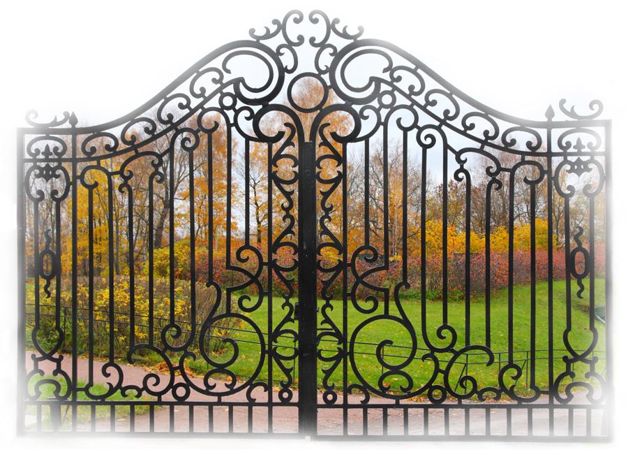 """фото """"Дверь в осень"""" метки: пейзаж,"""