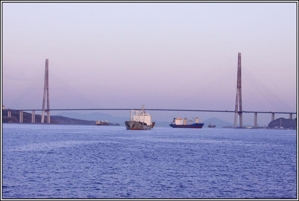 """фото """"***"""" метки: пейзаж, закат, корабль, море"""