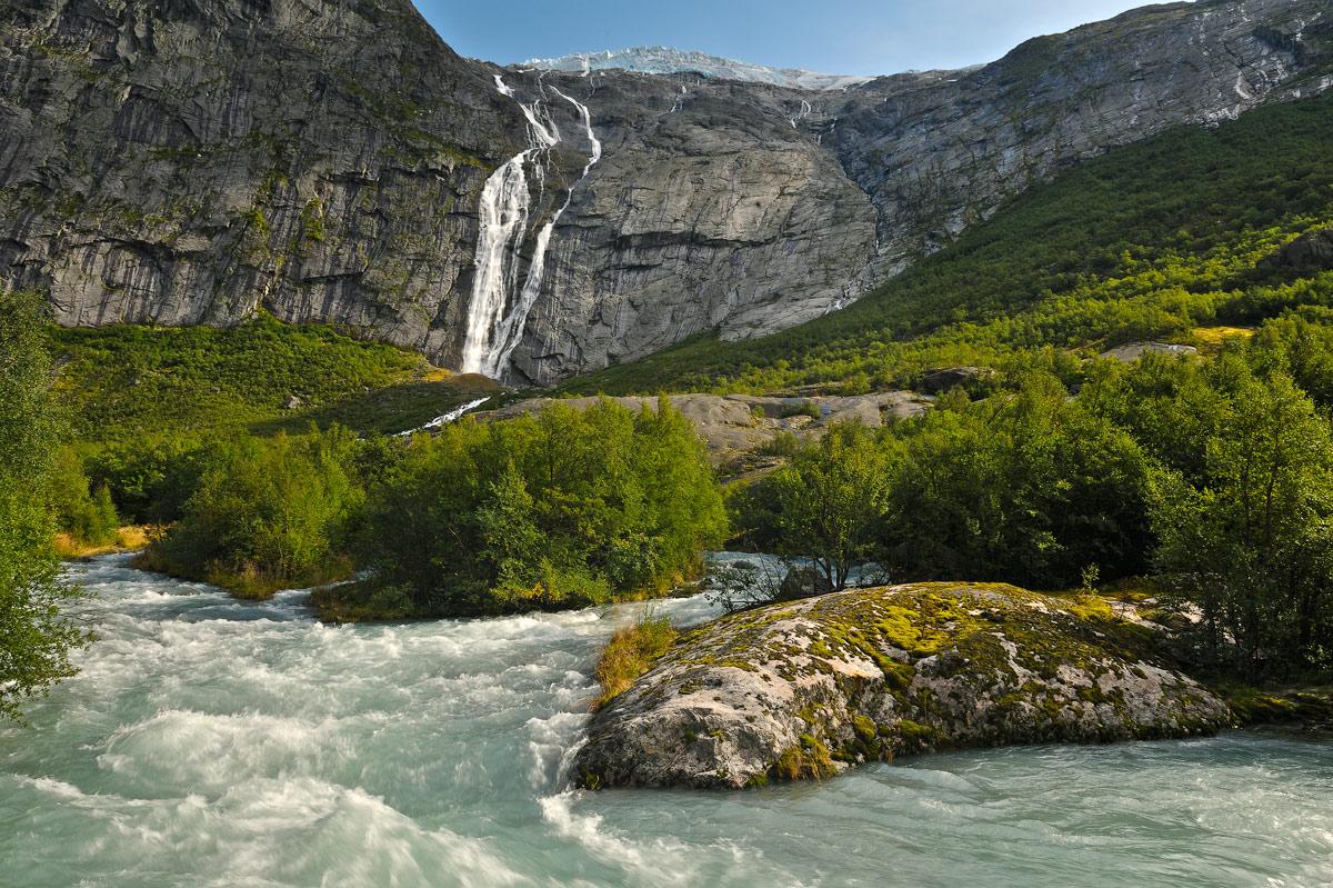 """фото """"Там,где начинаются реки"""" метки: пейзаж, Европа, Норвегия"""