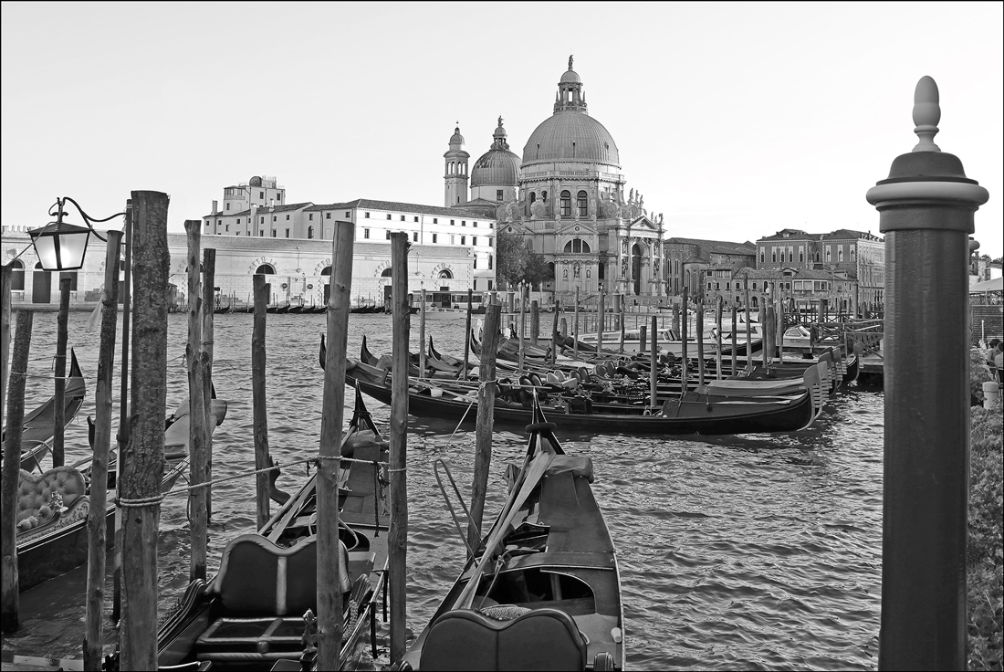 "photo ""Venice in graphics"" tags: black&white,"