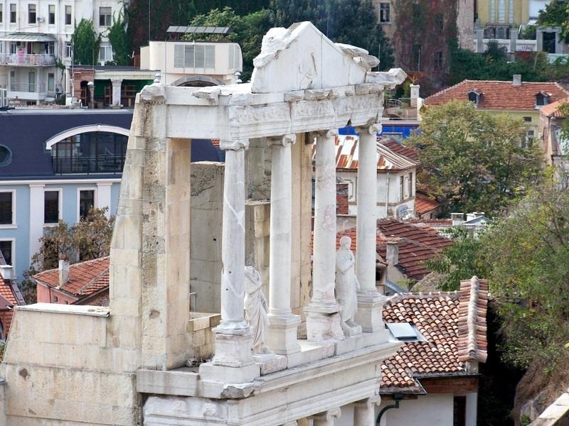 "photo ""***"" tags: architecture, travel, Болгария, Пловдив"