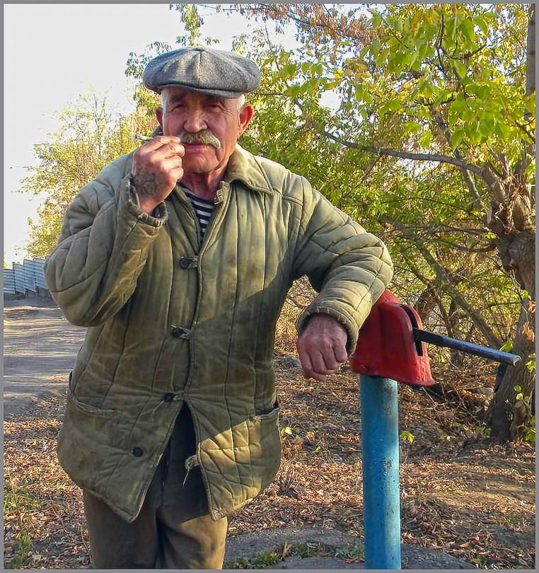 "фото ""Дядя Вася"" метки: портрет,"