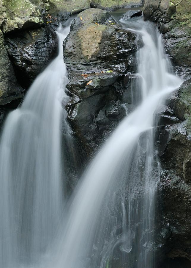 """фото """"Живая вода"""" метки: пейзаж, фрагмент, природа, Маврикий, вода, водопад"""
