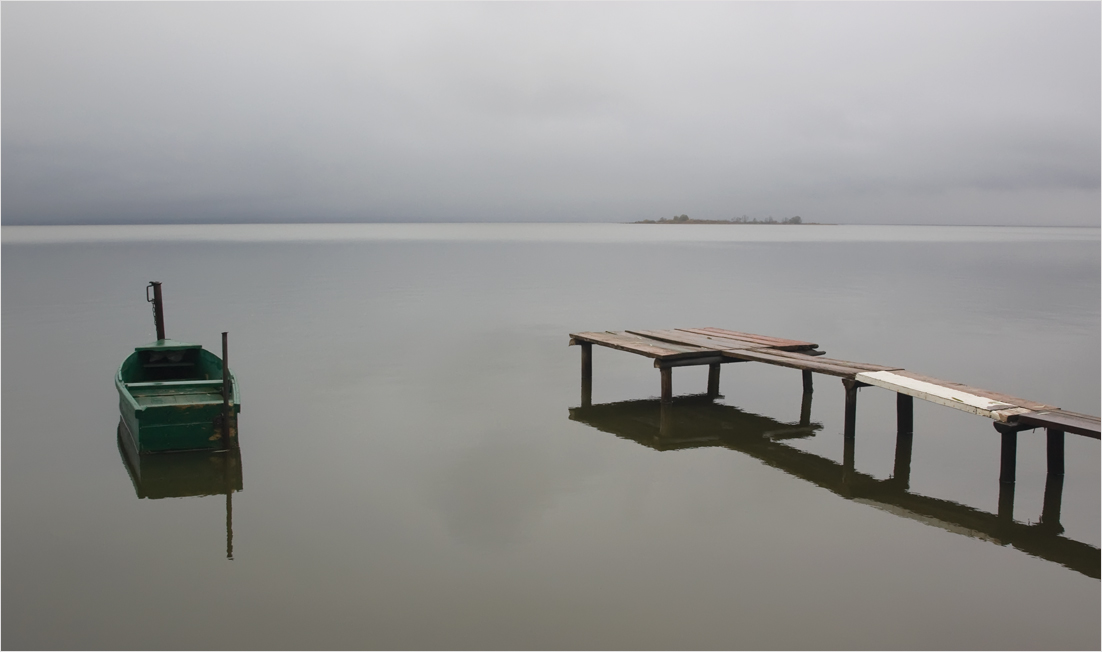 "фото ""***"" метки: пейзаж, Ростов, вода, лодки, осень"