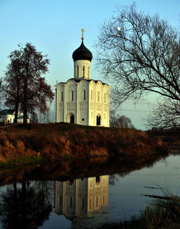 "фото ""Церковь Покрова на Нерли"" метки: пейзаж, архитектура, путешествия,"