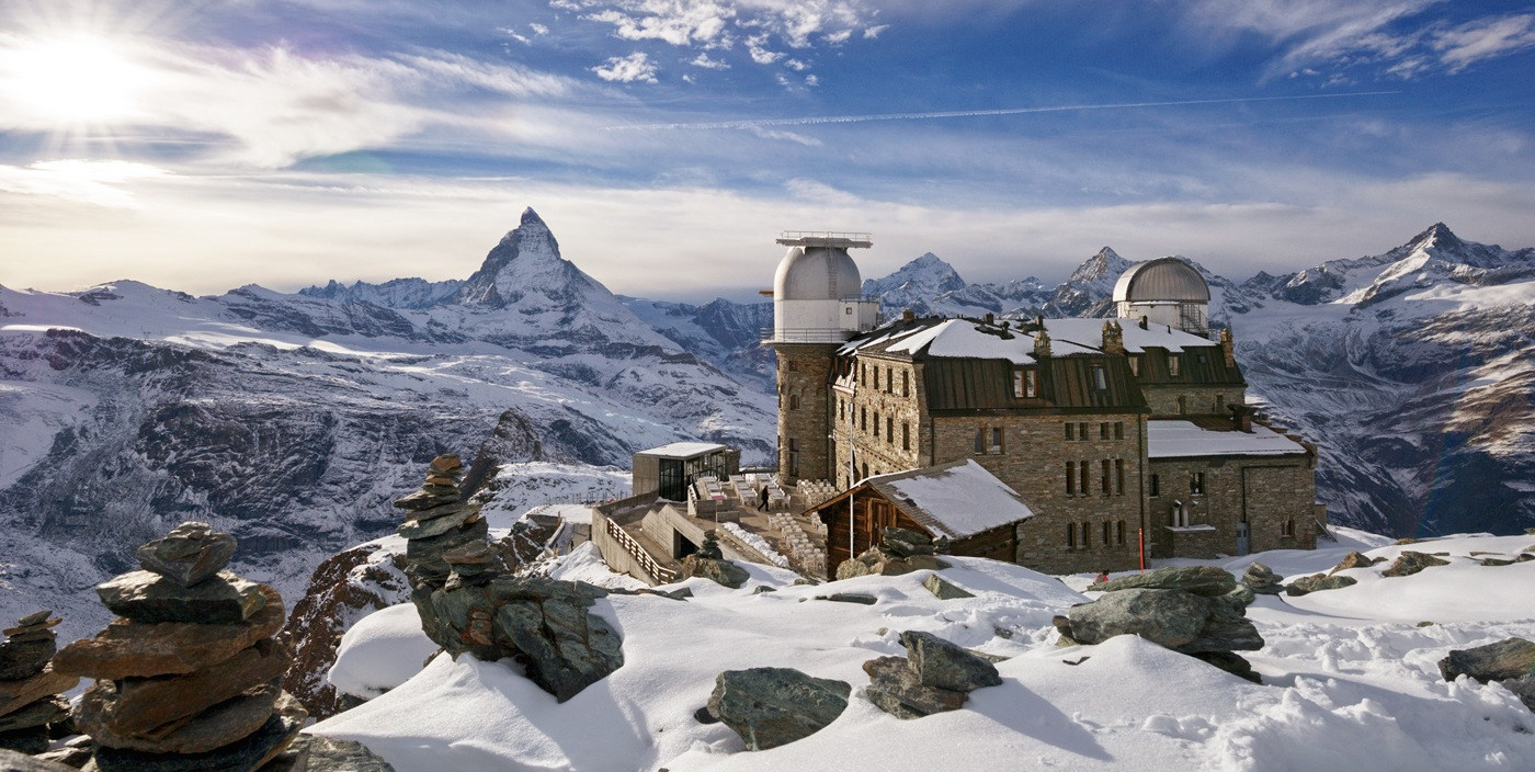 "photo ""Gornergrat"" tags: landscape, Berge, mountains, winter"