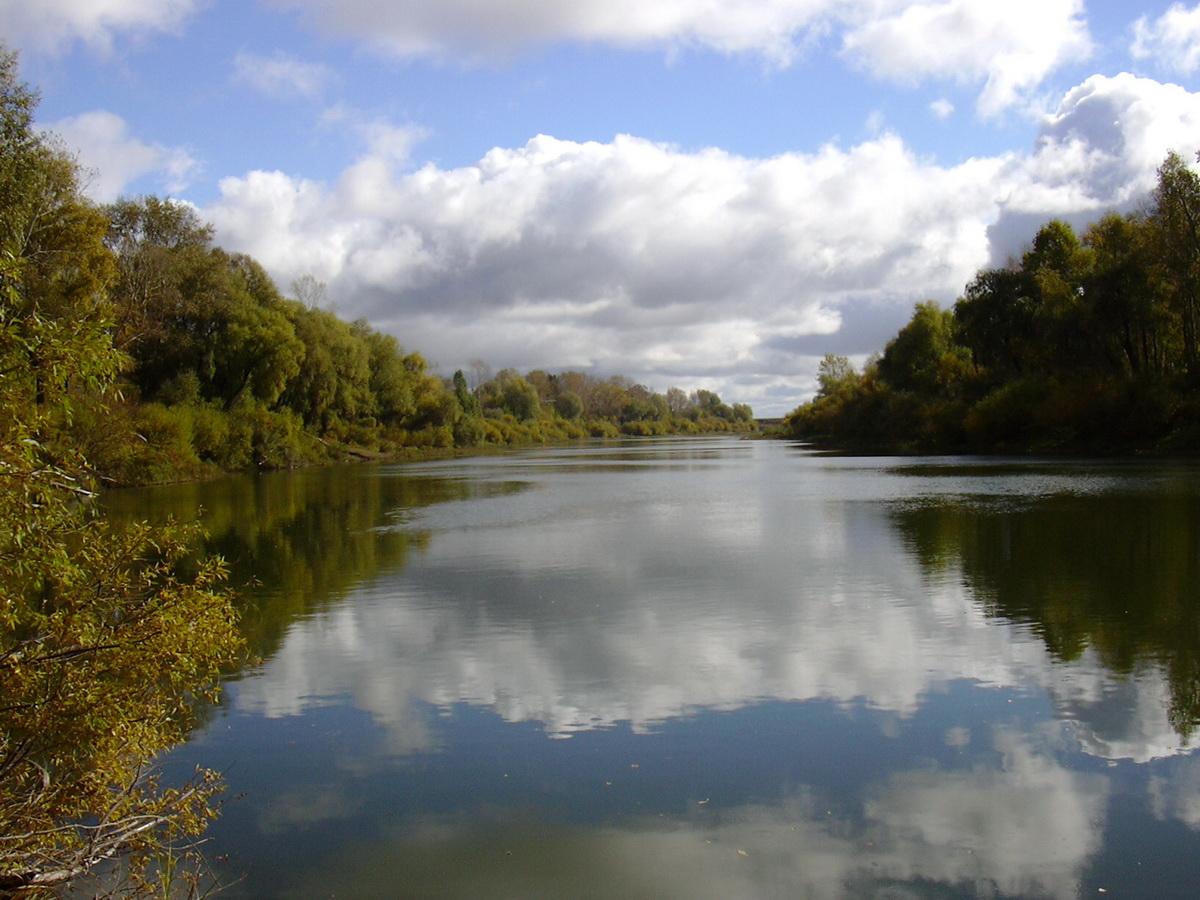"фото ""Ишим"" метки: пейзаж, путешествия, природа, Ишим, река"