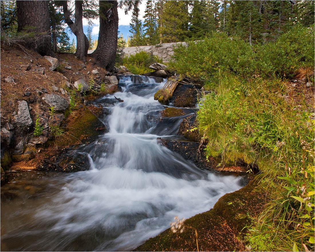 """фото """"Зигзаг"""" метки: пейзаж, вода"""