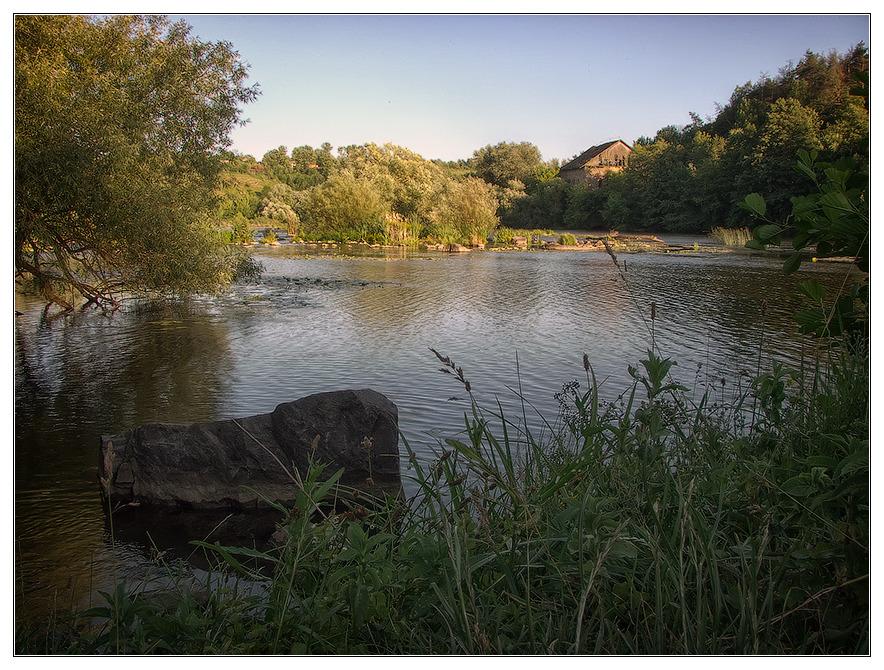 "фото ""***"" метки: пейзаж, река Южный Буг"