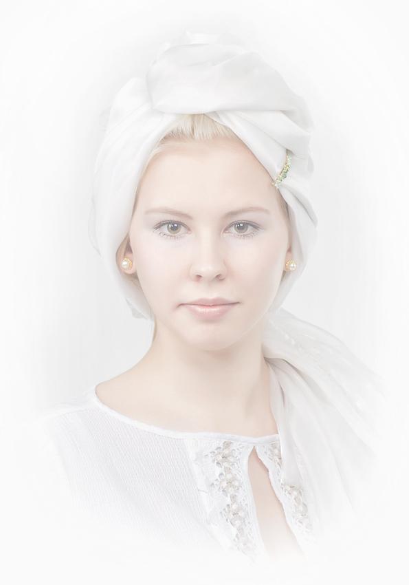 """фото """"Портрет в Высоком ключе 59 ( High key )"""" метки: портрет, lik13vvs, высокий ключ, светлая тональность"""
