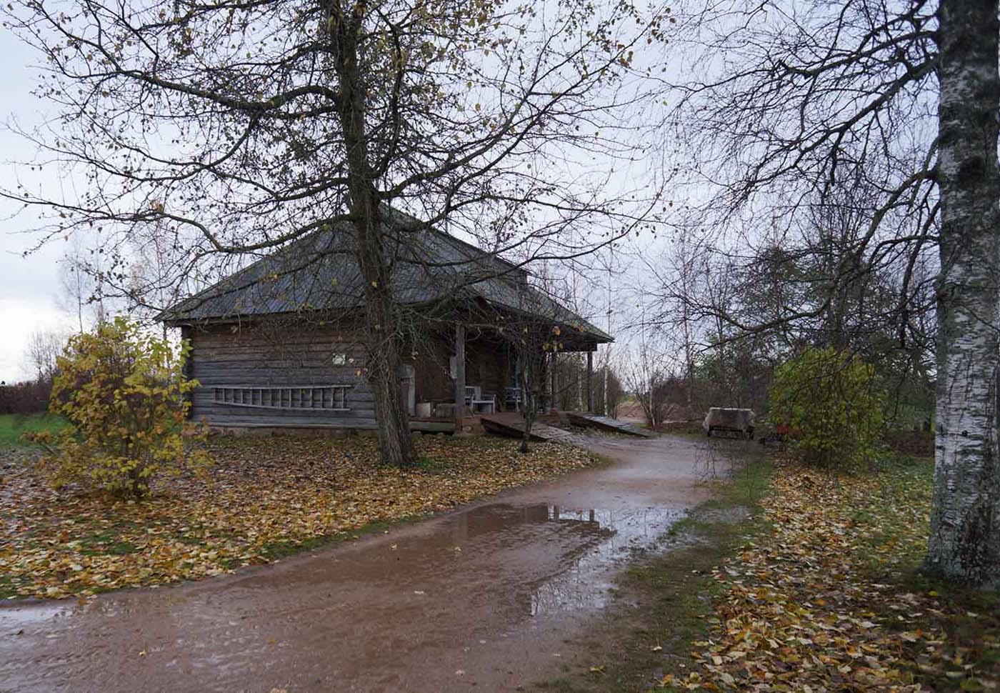 """фото """"Тригорское"""" метки: пейзаж,"""