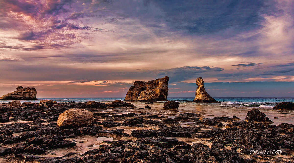 "фото ""Sunset colours"" метки: пейзаж, Африка, вода"