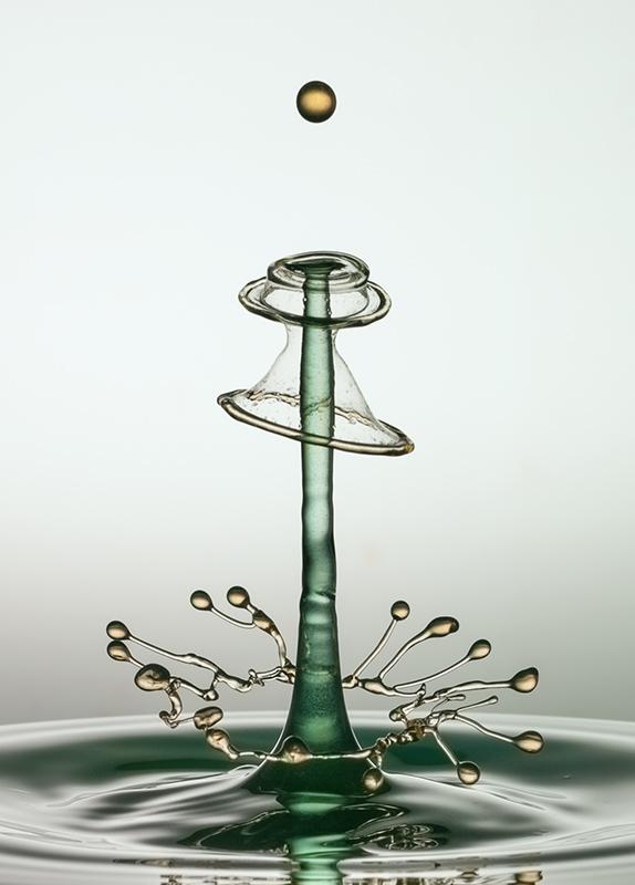 """фото """"liquid art abstract"""" метки: макро и крупный план, натюрморт, абстракция, капля"""