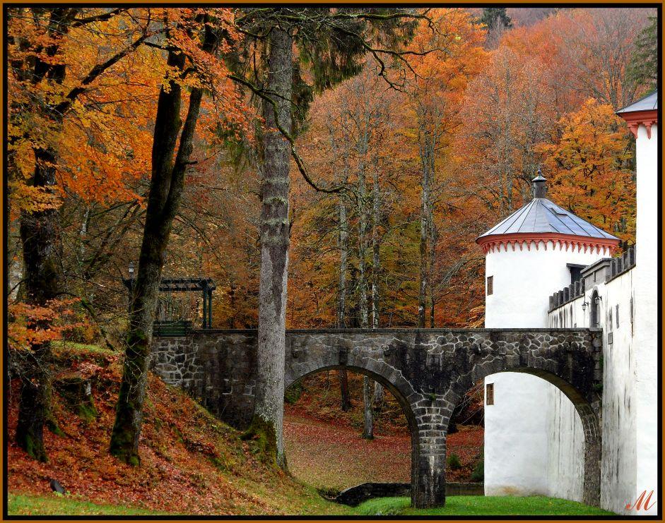 "фото ""Autumn castle"" метки: пейзаж, путешествия,"