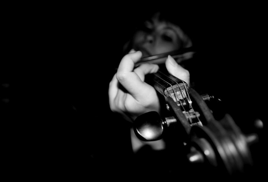 """фото """"Только музыка"""" метки: черно-белые,"""