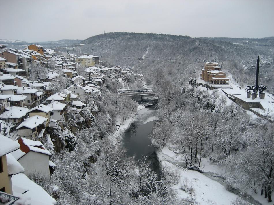 """фото """"VT"""" метки: пейзаж, зима"""