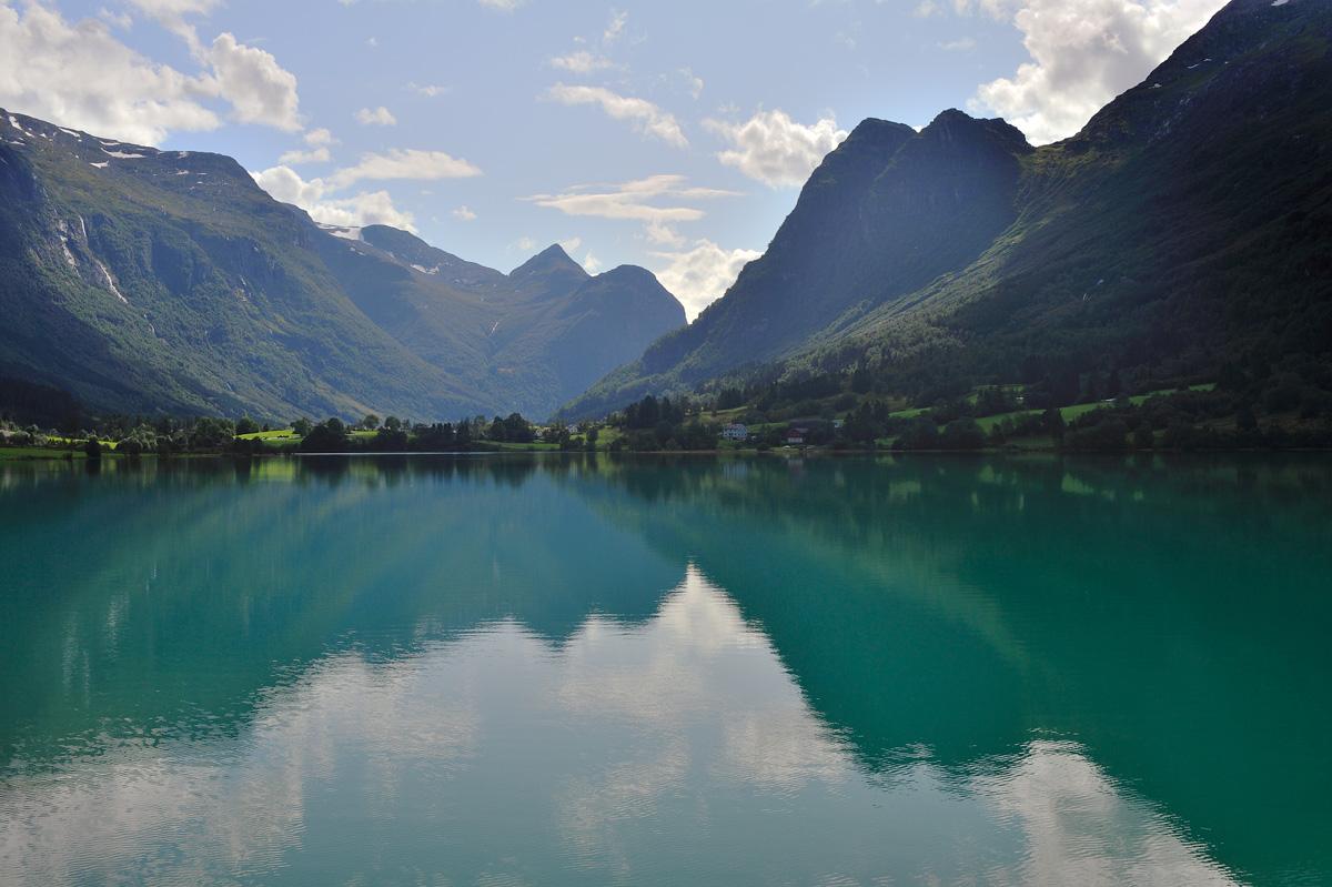 """фото """"***"""" метки: пейзаж, путешествия, природа, Норвегия, вода, горы, море"""