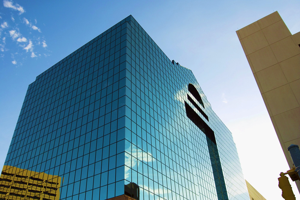 "фото ""The Courthouse"" метки: архитектура, El Paso Texas building"