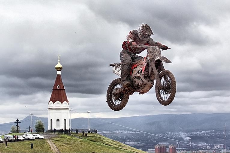 "фото ""Выше крыши!"" метки: спорт, репортаж, гонки на мотоциклах"