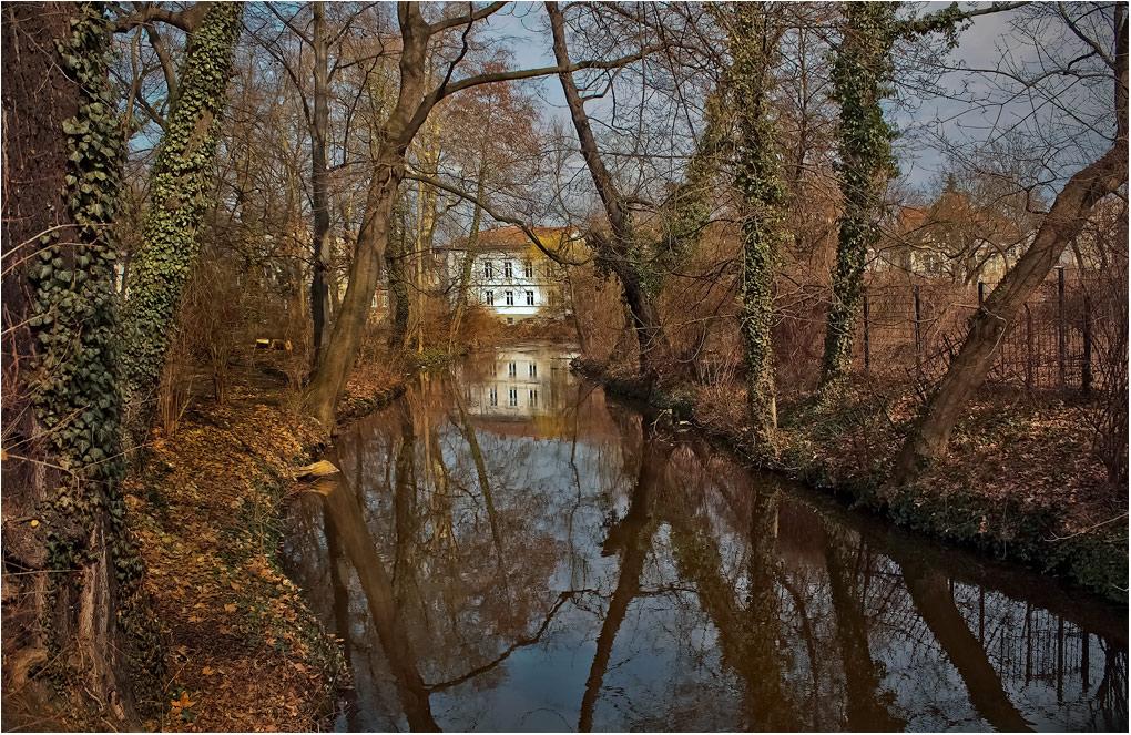 "photo ""Autumn in the city"" tags: landscape, autumn, бранденбург, германия"