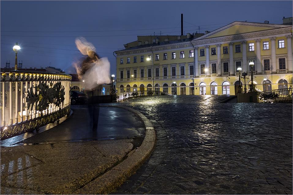 """фото """"Мимолетное виденье :)"""" метки: город, Санкт-Петербург"""