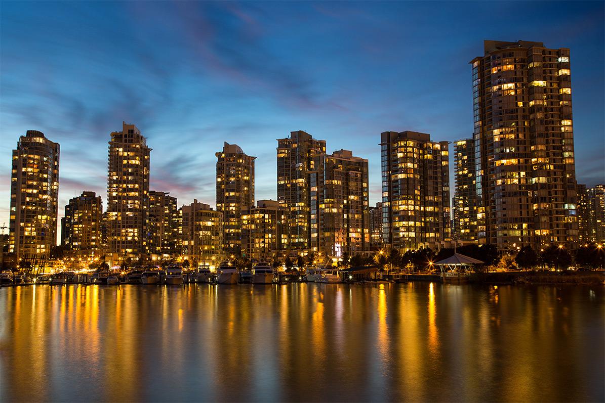 "фото ""Ванкувер, Канада"" метки: город, пейзаж, путешествия,"