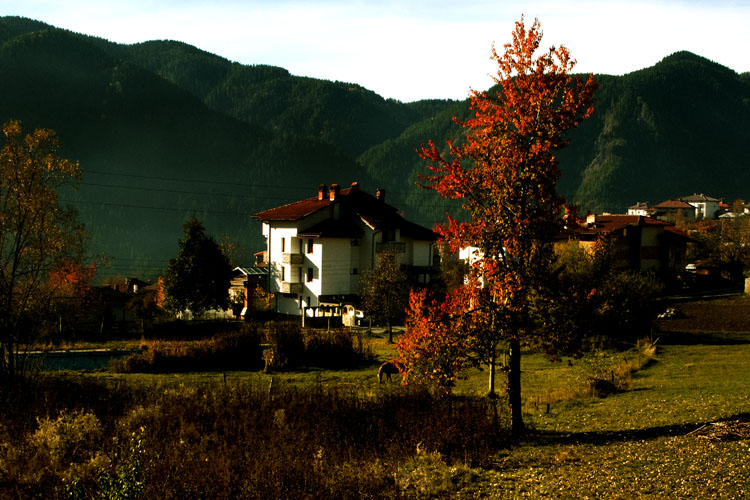 "photo ""Autumn in the Rhodopes"" tags: landscape, genre, misc.,"