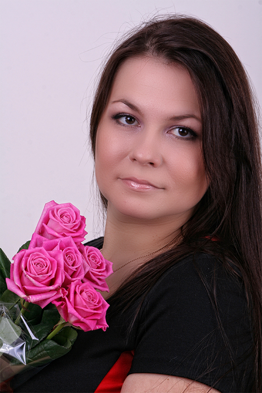 "photo ""Xenia"" tags: portrait, woman"