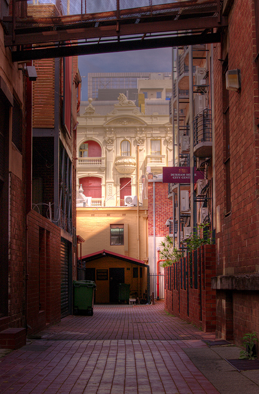 "фото ""Deep in the city"" метки: пейзаж, архитектура, город, CBD, HDR, perth"