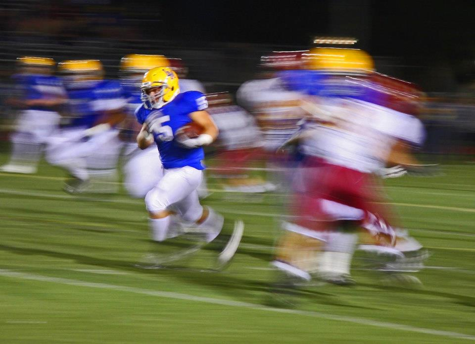 "photo ""Touchdown Run"" tags: sport, reporting, abstract,"