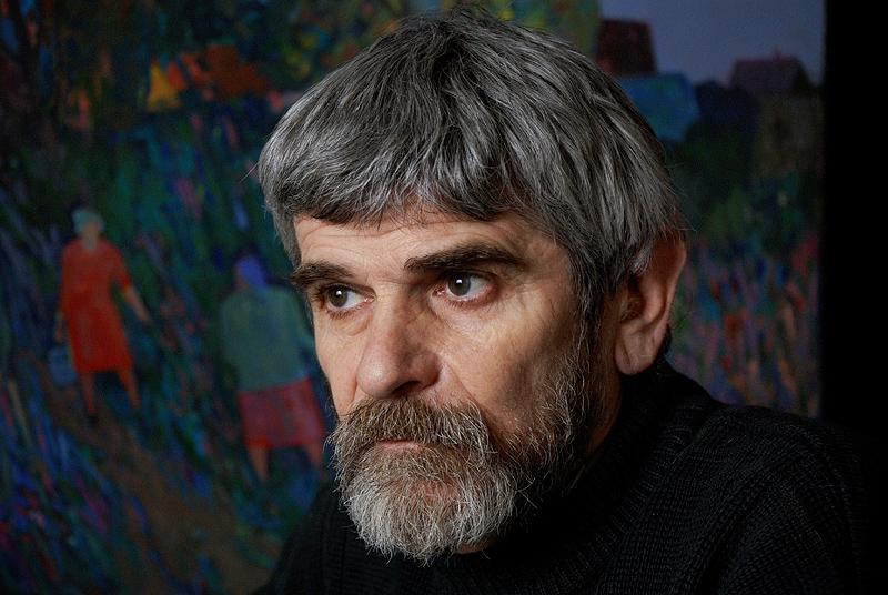"фото ""Портрет художника В.Л. 2009г."" метки: портрет,"