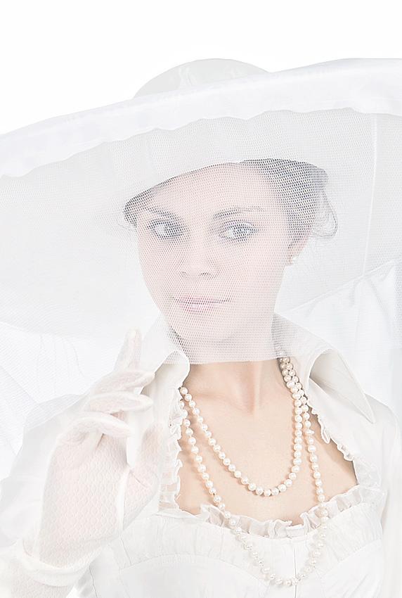 """фото """"Портрет в Высоком ключе 61 ( High key )"""" метки: портрет, lik13vvs, высокий ключ, женщина, светлая тональность"""