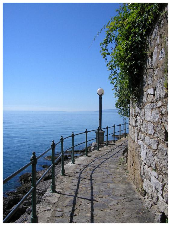 "фото ""Лангомар (Опатия, Хорватия)"" метки: пейзаж, путешествия,"