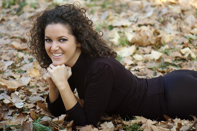 """photo """"autumn colors"""" tags: portrait,"""