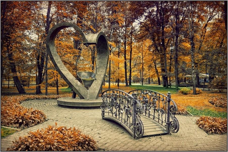 """фото """"Осень в городском парке"""" метки: пейзаж, Европа"""