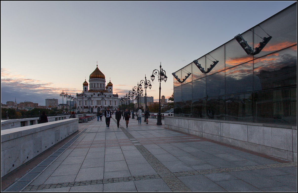 "photo ""Moscow night 2"" tags: city, architecture,"