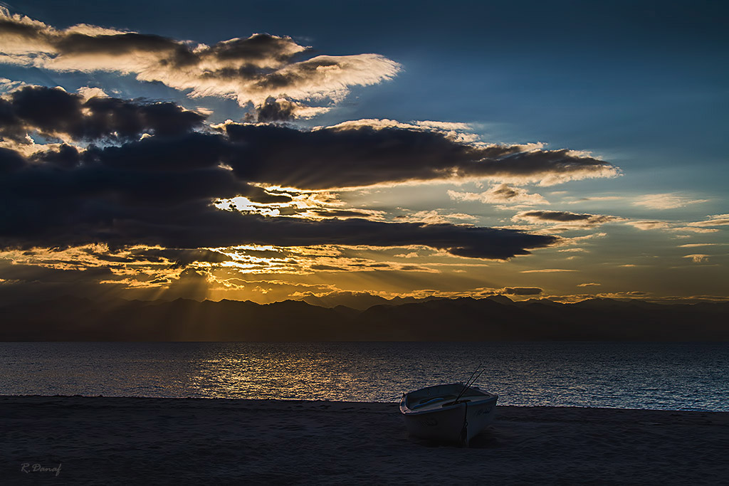 "фото ""Lonely"" метки: путешествия, пейзаж, tourists, Африка, море, рассвет"