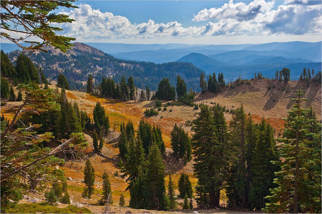 """фото """"Синие горы"""" метки: пейзаж, горы"""
