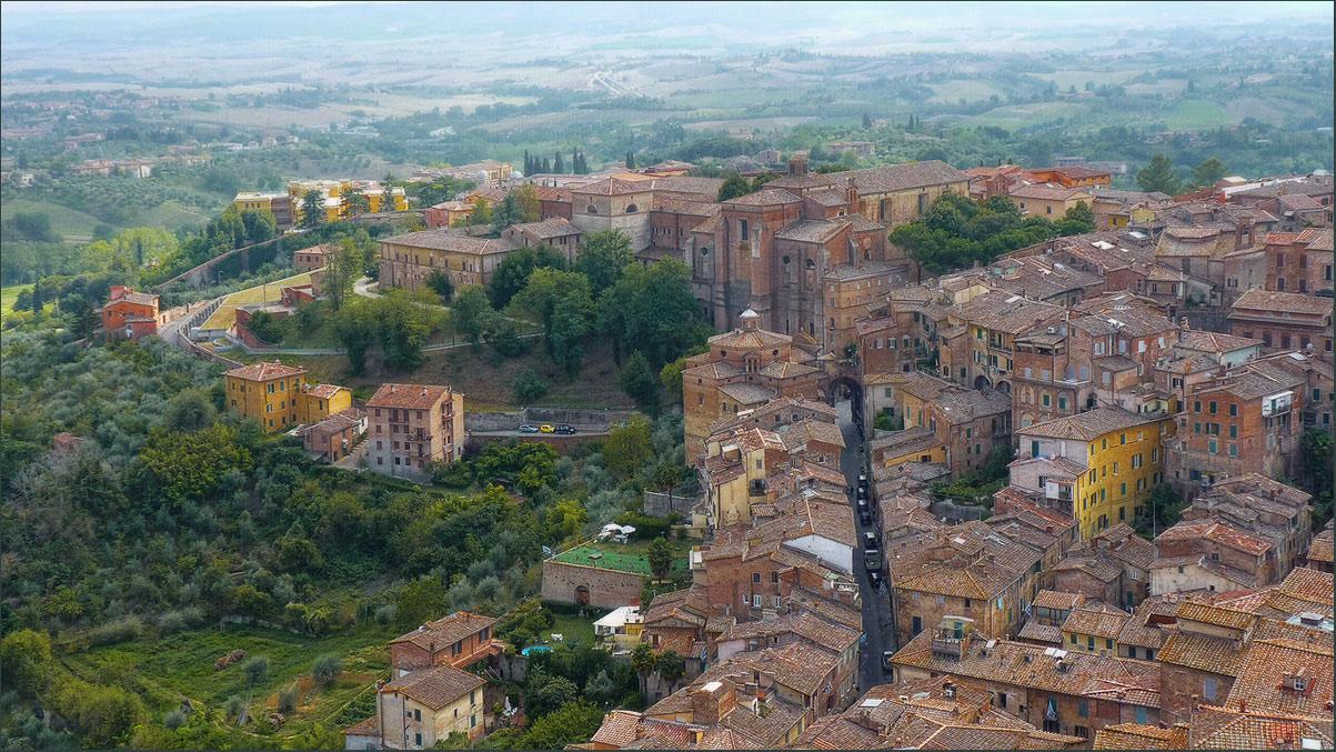 """фото """"Итальянский городок"""" метки: город, архитектура, путешествия,"""