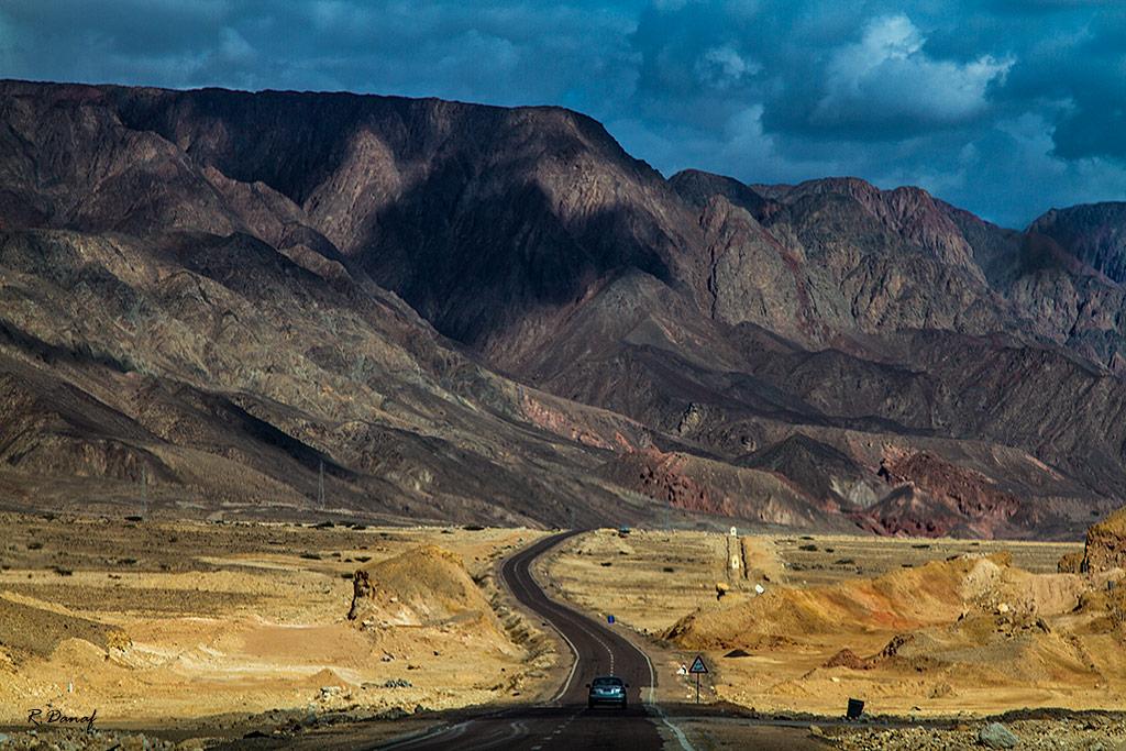 """фото """"On the road"""" метки: путешествия, пейзаж, tourists, Африка, облака"""