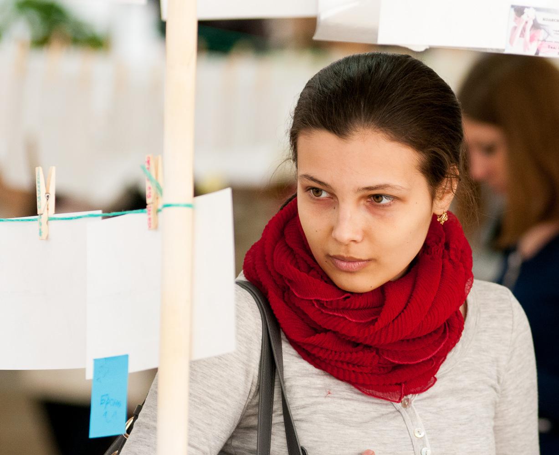 """фото """"Фотовыставка """"Сушка"""""""" метки: портрет, репортаж, выставка, девушка"""