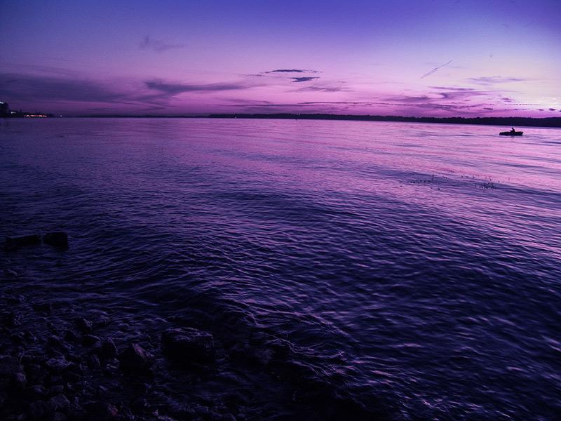 """фото """"Волга-Волга..."""" метки: пейзаж, вода, лето, ночь"""